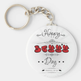 Happy Boss s Day Keychains