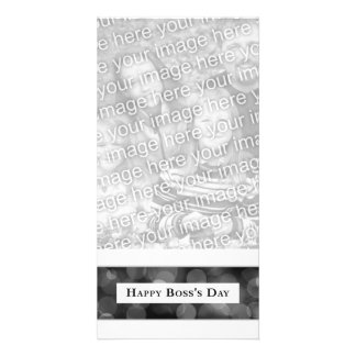 Happy Boss's Day (bokeh) Card
