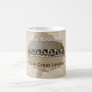 Happy Boss's Day Coffee Mug