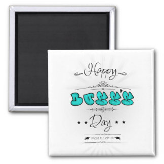 Happy Boss's Day Magnet