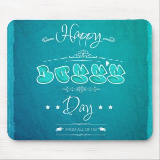 Happy Boss's Day Mouse Pad