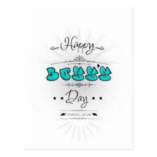 Happy Boss's Day Postcard