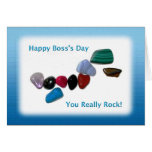 Happy Boss's Day You Really Rock Cards