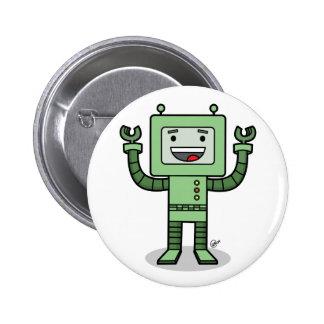 Happy Bot - Button