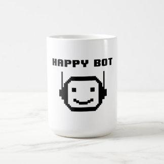 HAPPY BOT COFFEE MUG