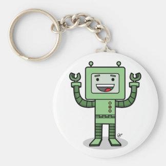 Happy Bot - Keychain