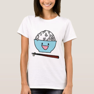 Happy Bowl of Rice T-Shirt