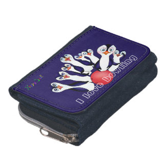 Happy Bowling by The Happy Juul Company Wallet