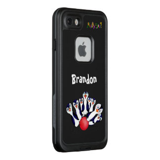 Happy Bowling & Penguinpins by The Happy Juul Comp LifeProof FRĒ iPhone 7 Case