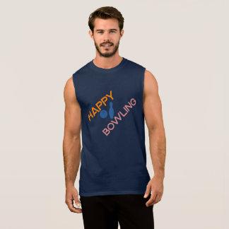Happy Bowling Sleeveless Shirt