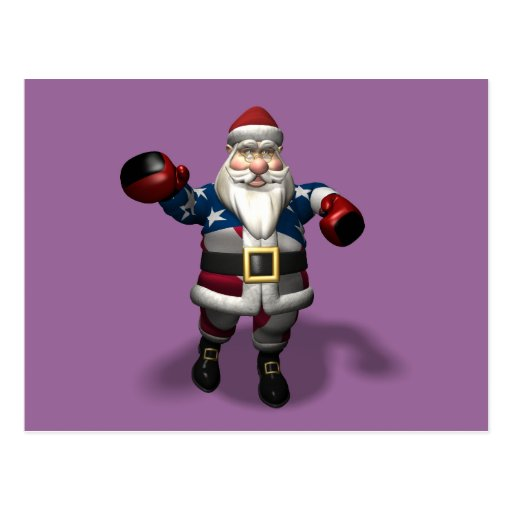 Happy Boxing Day! Postcard