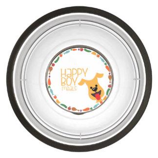 Happy Boy Bowl Pet Bowl