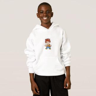 Happy boy hoodie