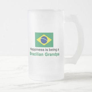 Happy Brazilian Grandpa Mug