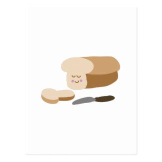Happy Bread Postcard