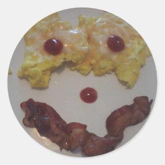 Happy Breakfast sticker