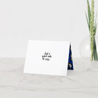 HAPPY BREXIT DAY CARD