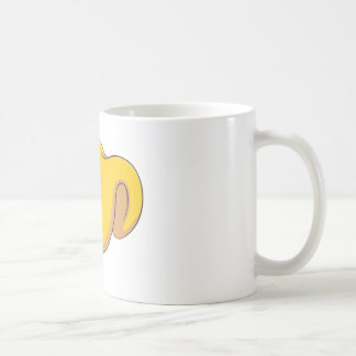 Happy Brown Squirrel Classic White Coffee Mug
