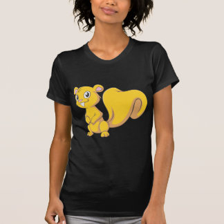 Happy Brown Squirrel T-shirt