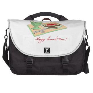 Happy Brunch Time Laptop Bags