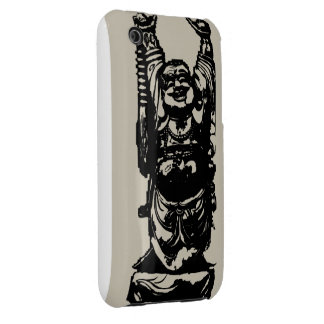 Happy Buddha iPhone Case Case-Mate iPhone 3 Cases