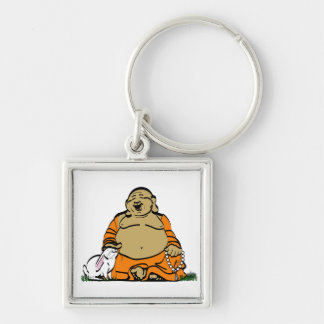 HAPPY BUDDHA KEY CHAINS