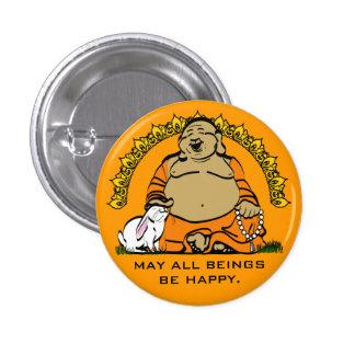 HAPPY BUDDHA PINS