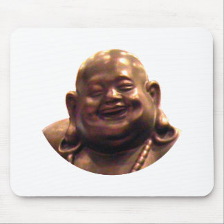 Happy Buddha Shanghai 2002 Circle The MUSEUM Zazz Mouse Pad