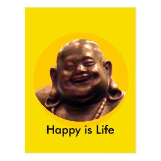 Happy Buddha Shanghai 2002 The MUSEUM Zazzle Gifts Postcard