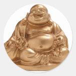 Happy Buddha Sticker