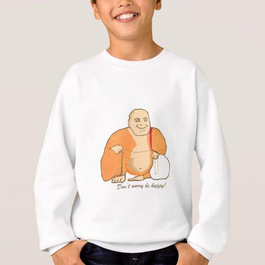 Happy Buddha Sweatshirt