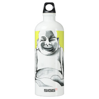 Happy Buddha Water Bottle