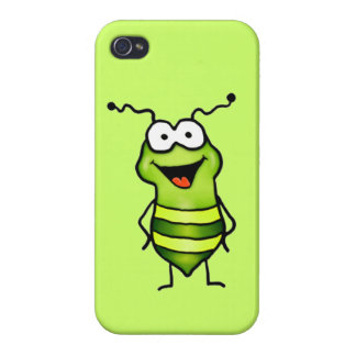 Happy Bug iPhone 4/4S Covers