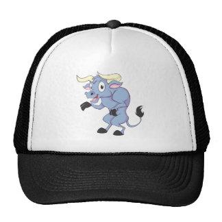 Happy Bull Trucker Hat