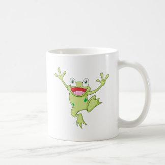 Happy Bullfrog Coffee Mug