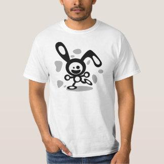 Happy Bunny(Black) T-Shirt