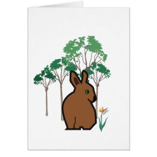 Happy Bunny Card