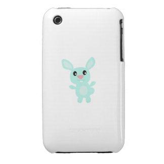 Happy bunny cartoon iPhone 3 cases