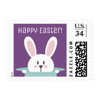 Happy Bunny Easter Postage