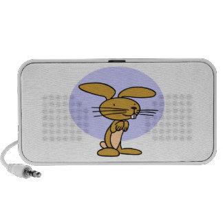 Happy Bunny Rabbit Speaker