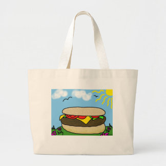 Happy Burger Day Bag