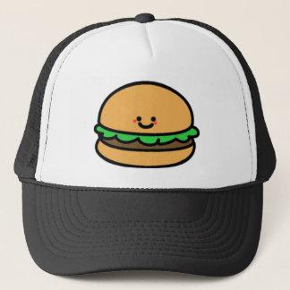 Happy Burger Trucker Hat