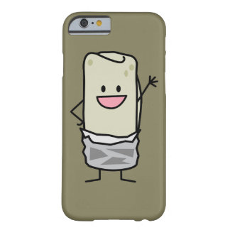 Happy Burrito Waving Hello Barely There iPhone 6 Case