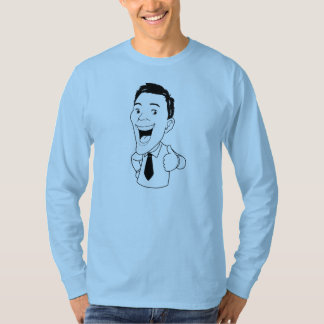 Happy Business Guy T-Shirt