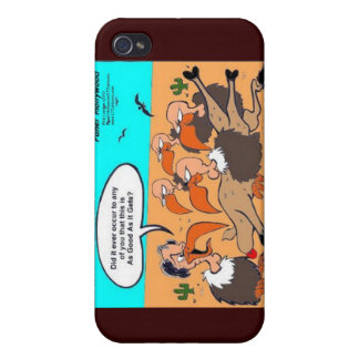 Happy Buzzards Gifts Mugs Cards Etc iPhone 4 Cases
