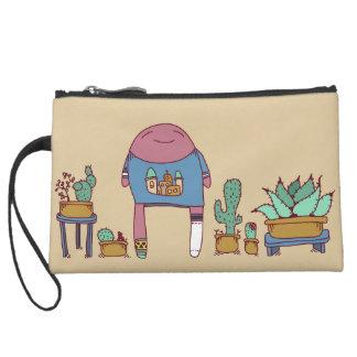 Happy Cactus Garden clutch