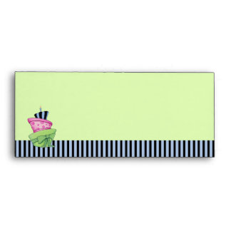 Happy Cake Letterhead matching Envelope