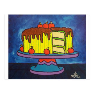 Happy Cake Post Cards