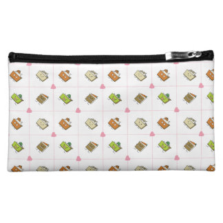 Happy Cakes and Pies Makeup Bag