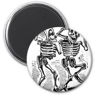 """Happy Calaveras"" Mexico's Day of the Dead Magnet"